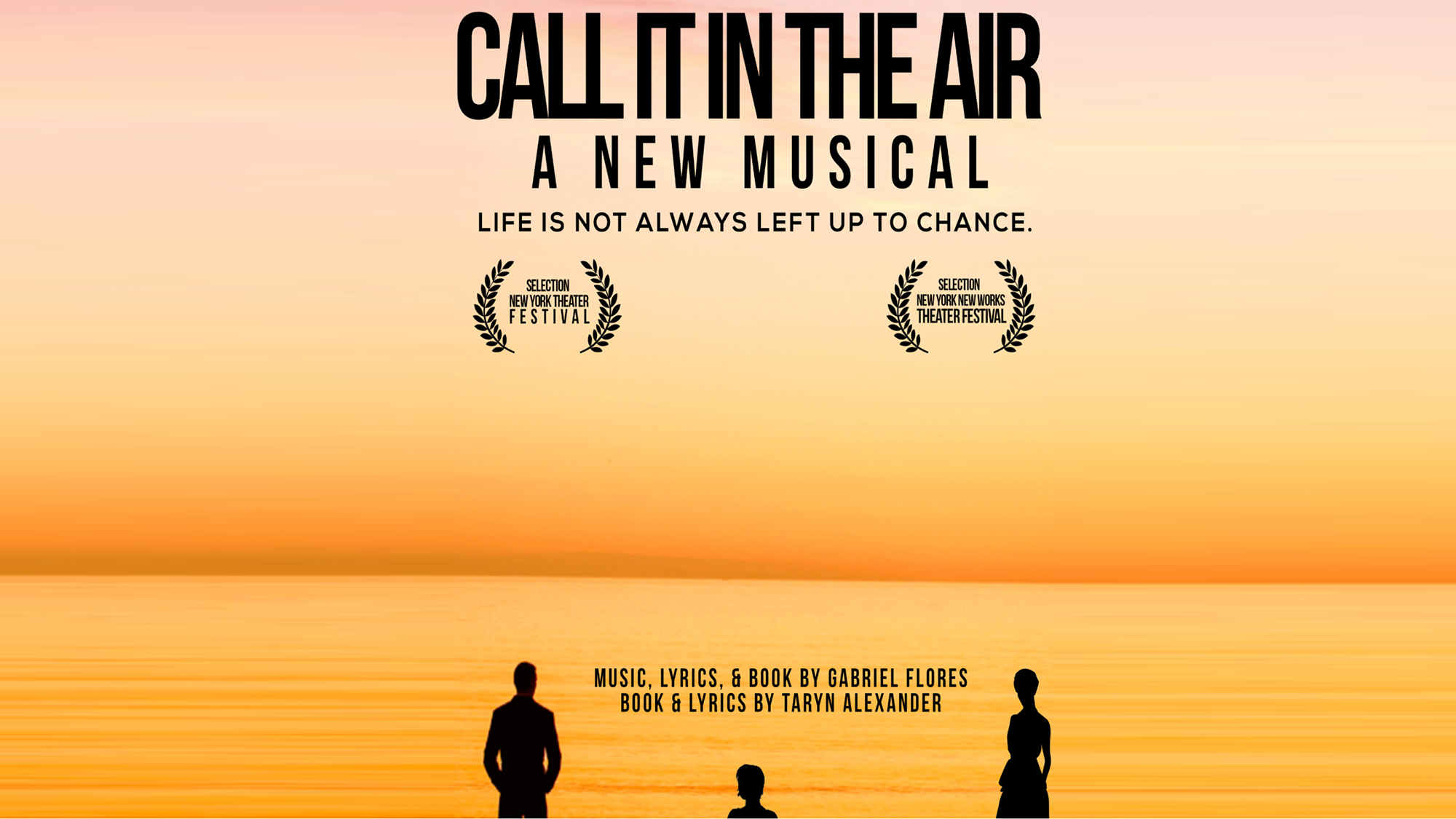 4f3cafdb4f58e7 New Musical! Call It In The Air