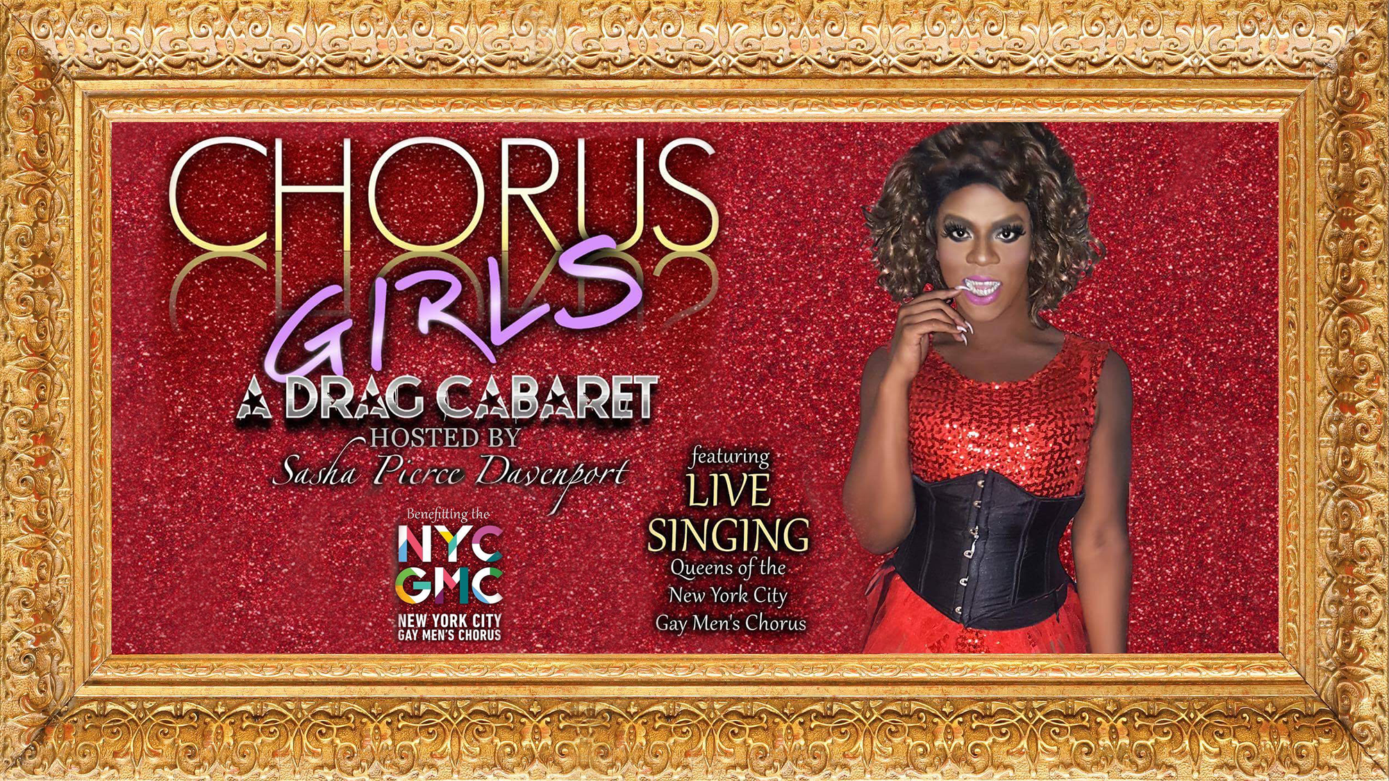 Chorus Girls A Drag Cabaret Benefiting The Nyc Gay Mens Chorus